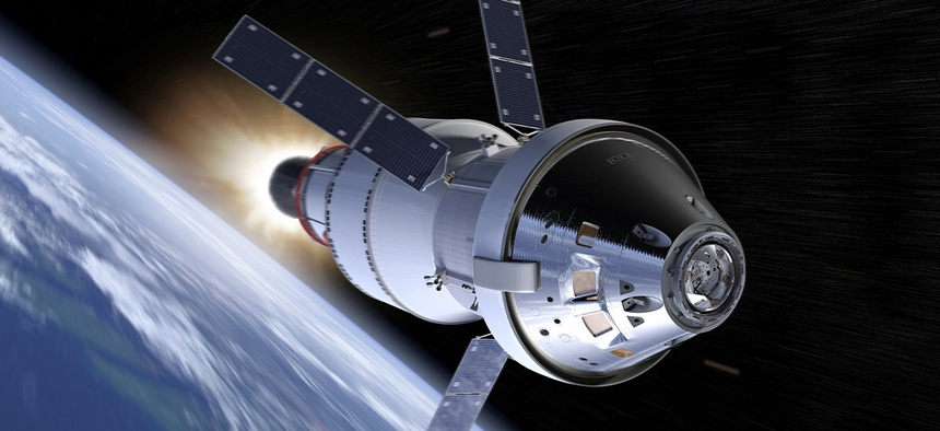 NASA evaluates radiation protection plans ahead of Orion spacecraft launch