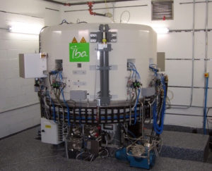 7-ton cyclotron at University of Chicago