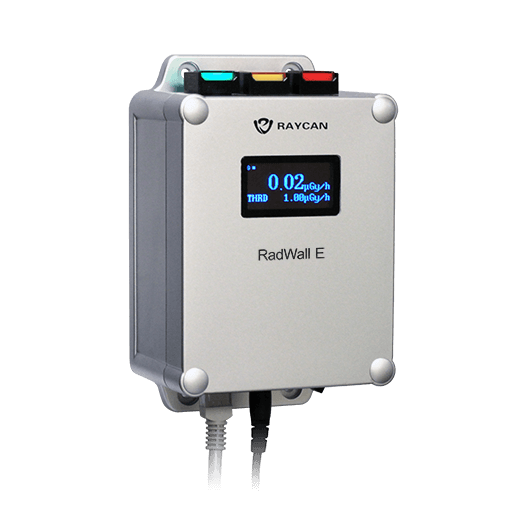 RadWall-E | Area Radiation Monitor